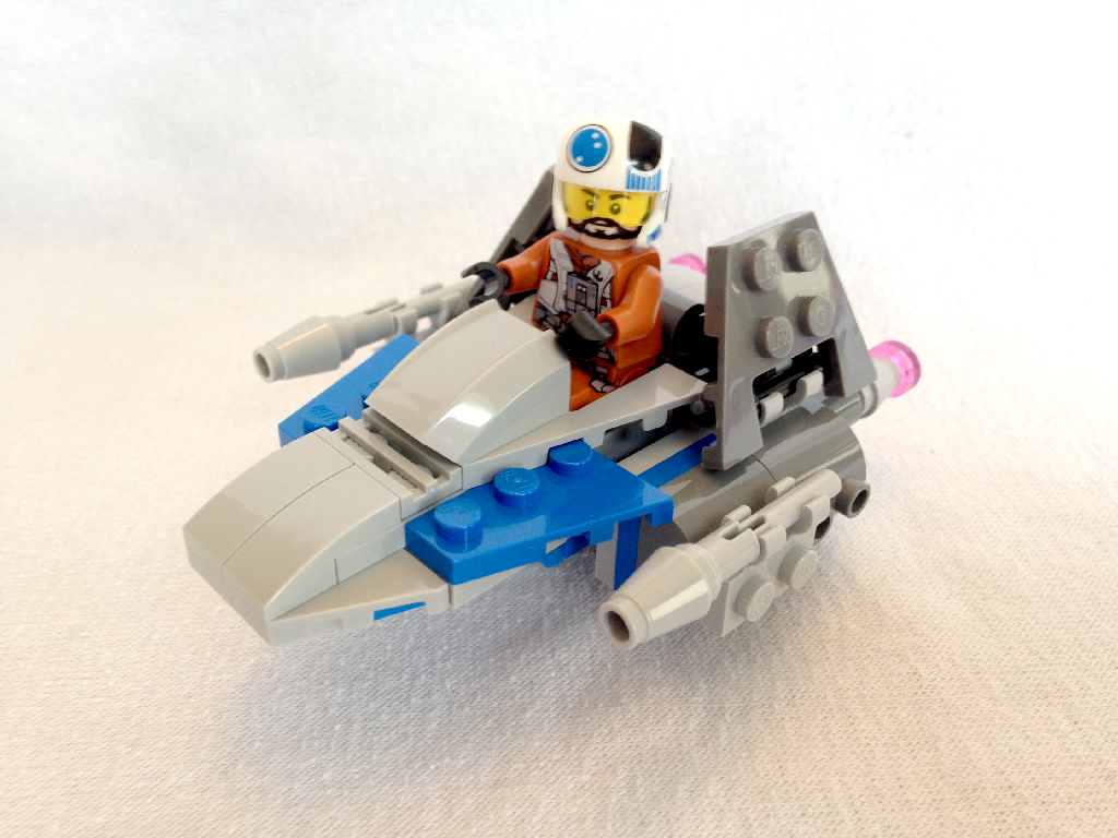 Moc Resistance X Wing Fighter To A Wing Alternate Build Lego Star